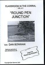 Round Pen Junction by Dan Bowman