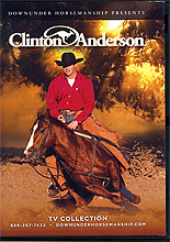 Clinton anderson reining horses