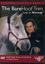 The Bare Hoof Trim Part 2: Live In Norway by Dan Guerrera