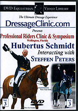Hubertus Schmidt Interacting with Steffen Peters by Hubertus Schmidt