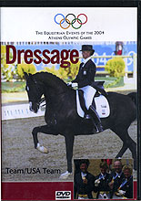 2004 Athens Olympic Games - TEAM DRESSAGE USA by Miscellaneous