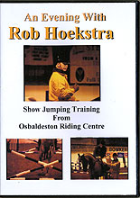 An Evening with Rob Hoekstra - Show Jumping Training by Rob Hoekstra