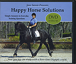 Happy Horse Solutions with Jane Savoie - Increasing Suppleness by Jane Savoie