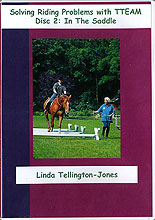 Solving Riding Problems With TTEAM In The Saddle by Linda Tellington-Jones