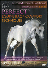 Perfect Equine Back Comfort Techniques by Caroline Lindsay
