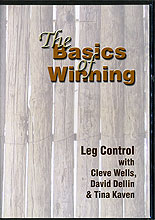 Leg Control: 3 PERSPECTIVES - Cleve Wells, David Dellin & Tina Kaven by Cleve Wells