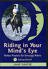 Riding in Your Mind's Eye: Part 1 by Jane Savoie