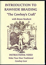 Introduction to Rawhide Braiding with Bryan Neubert by Bryan Neubert