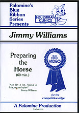 Preparing the Horse by Jimmy Williams
