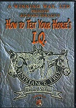 How To Test Your Horse's I.Q.  by Richard Shrake