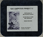 The Frontier Project - Episode Two by Frontier Project