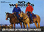 No Worries Club - Ian Francis on Working Cow Horses by Clinton Anderson