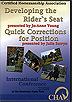 Developing the Rider's Seat and Quick Corrections for Position by CHA Horsemanship