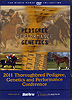 2011 Thoroughbred Pedigree, Genetics and Performance Conference by Blood-Horse DVDs