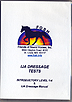 Gaited Dressage Vol 1 - Introductory Level 1-4 AND IJA Dressage Manual by FOSH - Gaited