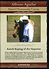 Reata Roping of the Vaqueros : Advanced by Alfonso Aguilar
