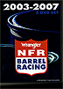 Wrangler National Finals Rodeo 2003-2007 BARREL RACING  by Miscellaneous